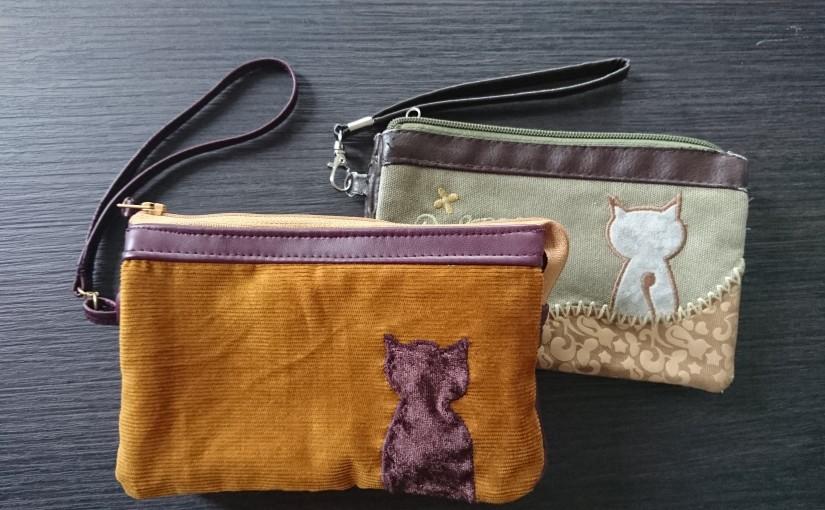 Purr purse