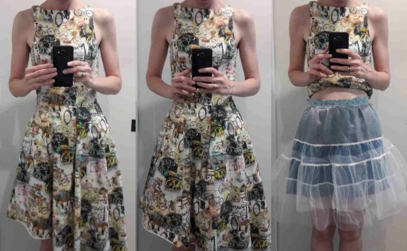 2018 makes (2) – bicycle dress