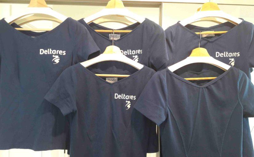 Deltares work shirts